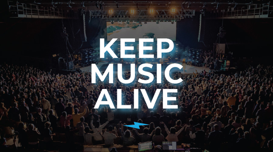 Keep Music Alive – Covid-19 Update