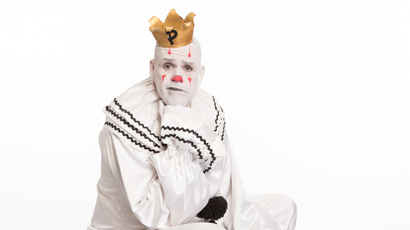puddles pity party jade presents