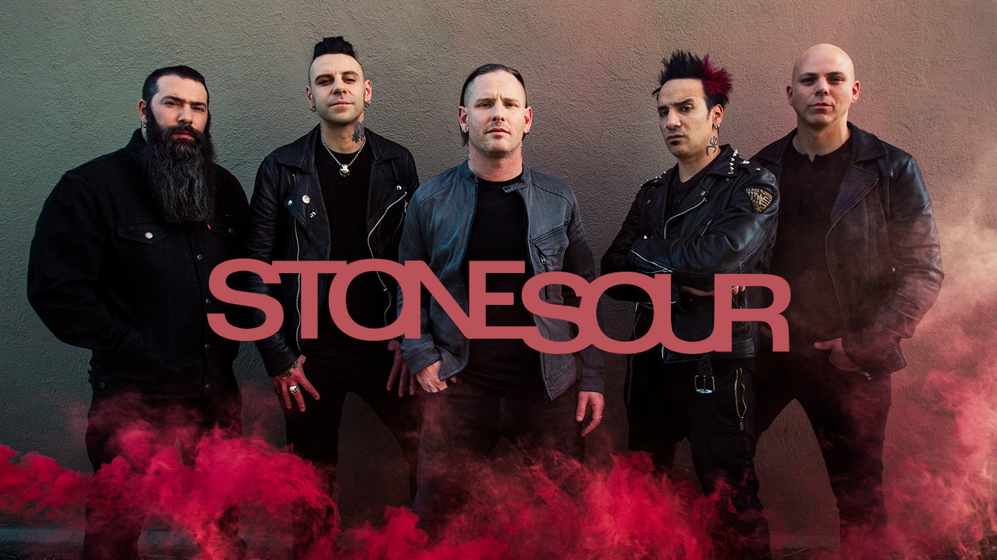 Stone Sour With Steel Panther Amp Cherry Bombs Jade Presents